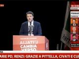 Matteo Renzi, Segretario del PD.